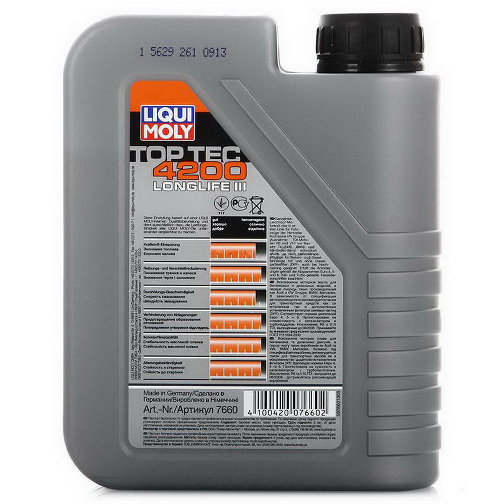 liqui moly 5w30 liqui moly top tec 4200. Black Bedroom Furniture Sets. Home Design Ideas