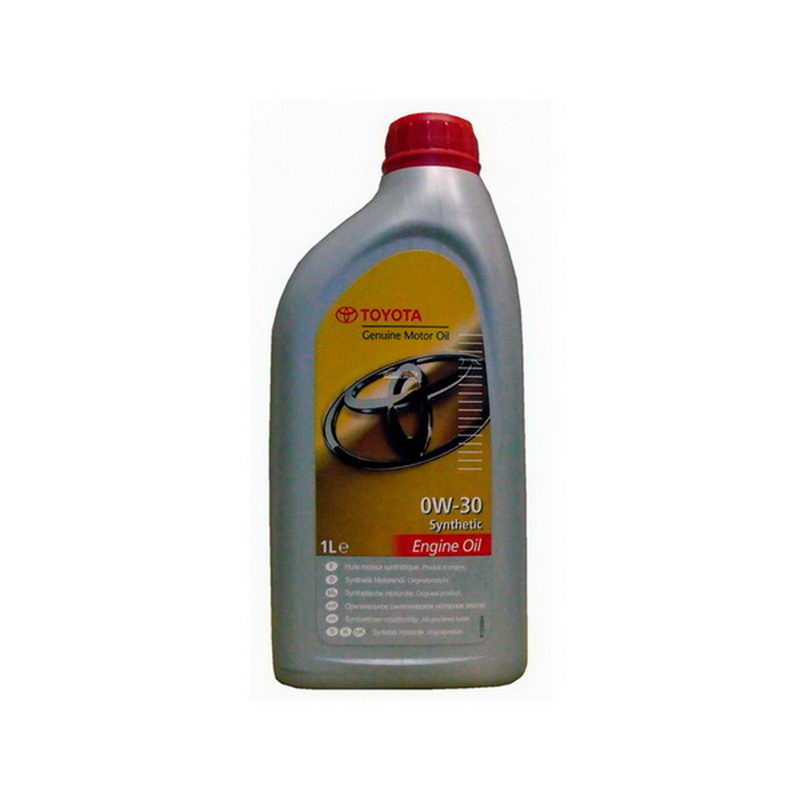 Toyota premium fuel economy 5w 30 for What is ow 20 motor oil