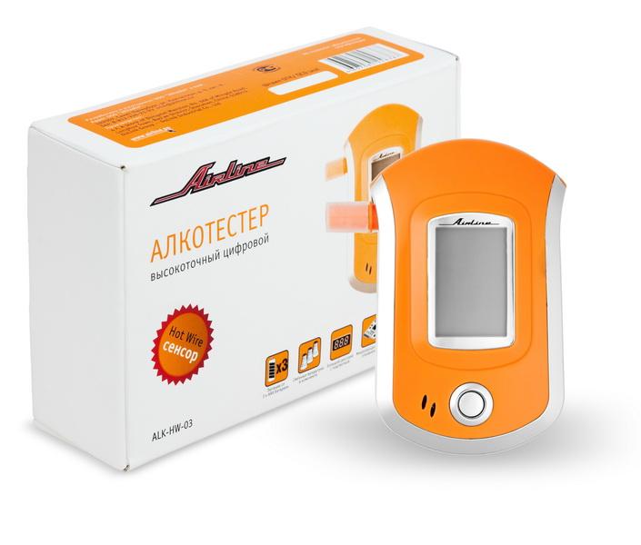 Алкотестер цифровой высокоточный (AIRLINE) ALK-HW-03 AIRLINE ALKHW03