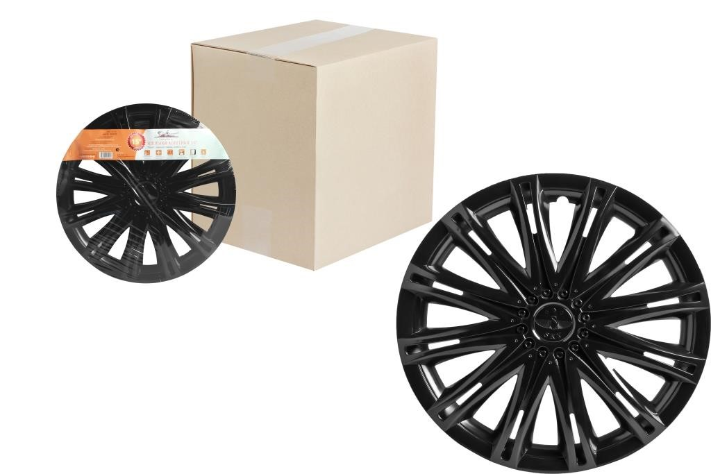 Колпаки колесные 15 дюймов Скай AIRLINE AWCC1513