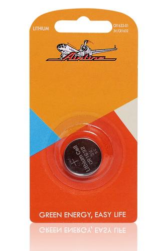 Батарейка AIRLINE CR163201