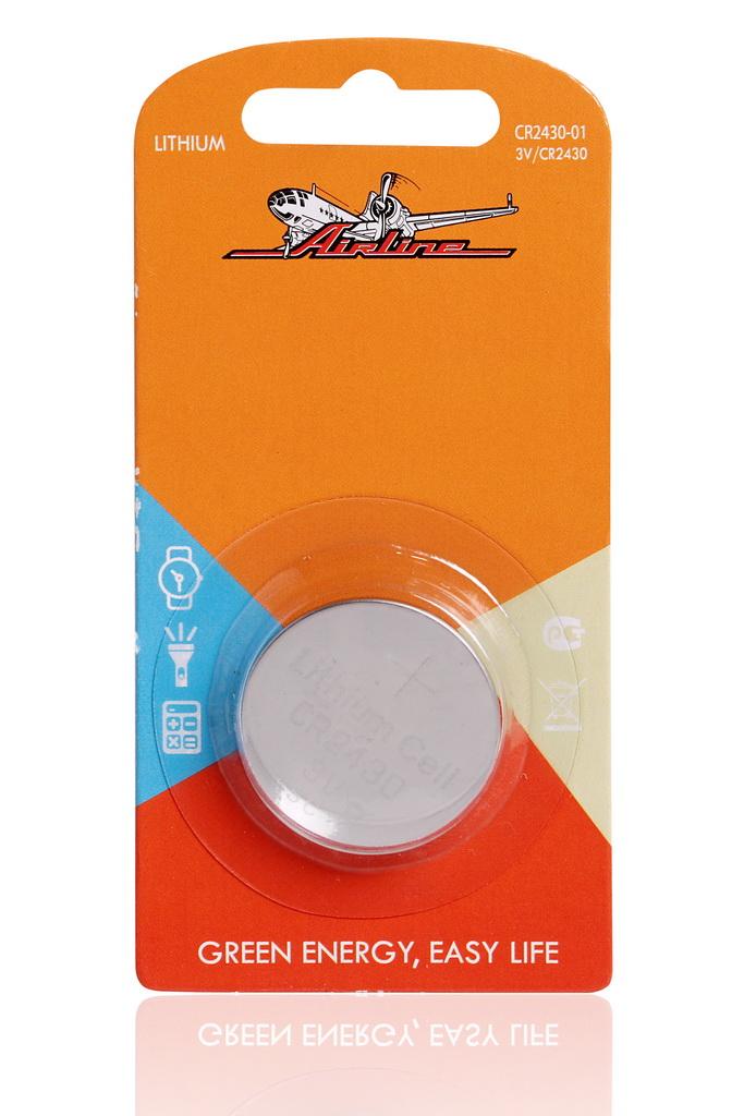 Батарейка AIRLINE CR243001