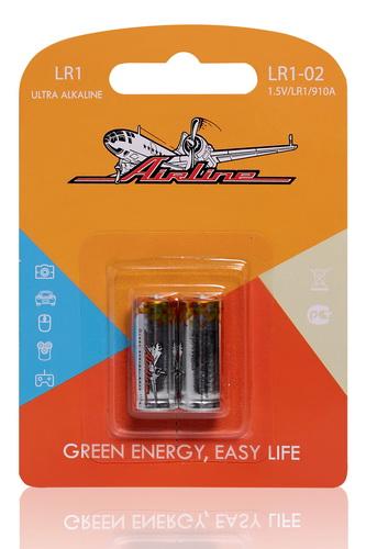 Батарейки AIRLINE LR102