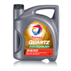 Масло моторное синтетическое QUARTZ 9000 FUTURE NFC 5W30 4л TOTAL 183450