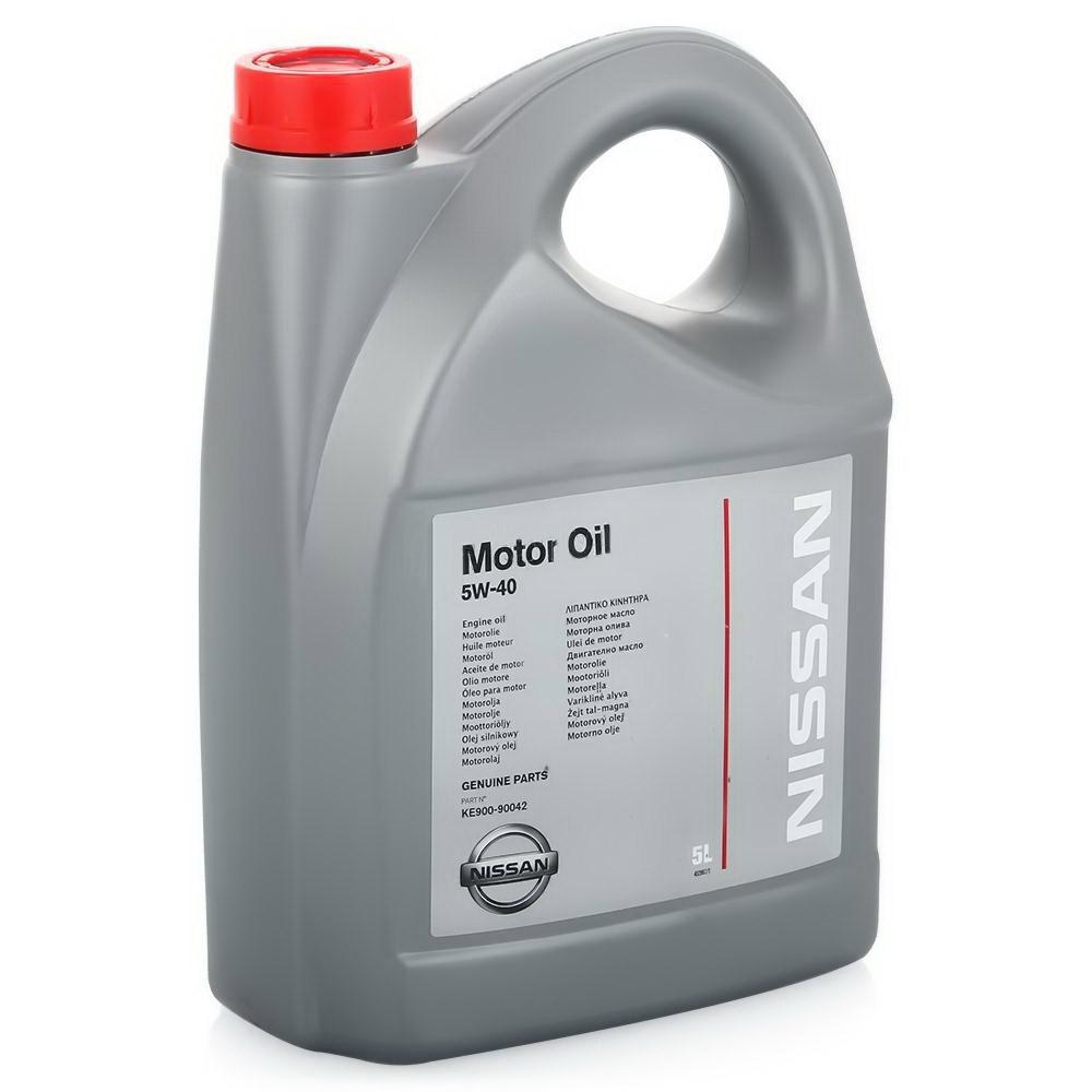 Nissan 5w40 nissan motor oil 5w40 5 for Nissan versa motor oil