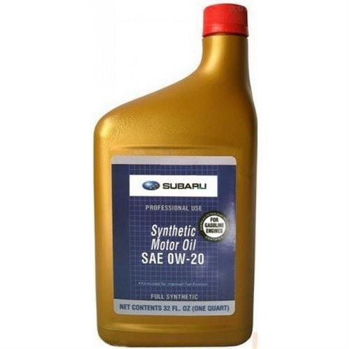 SUBARU MOTOR OIL 0w20 (FIG619920T1L ) 1 л