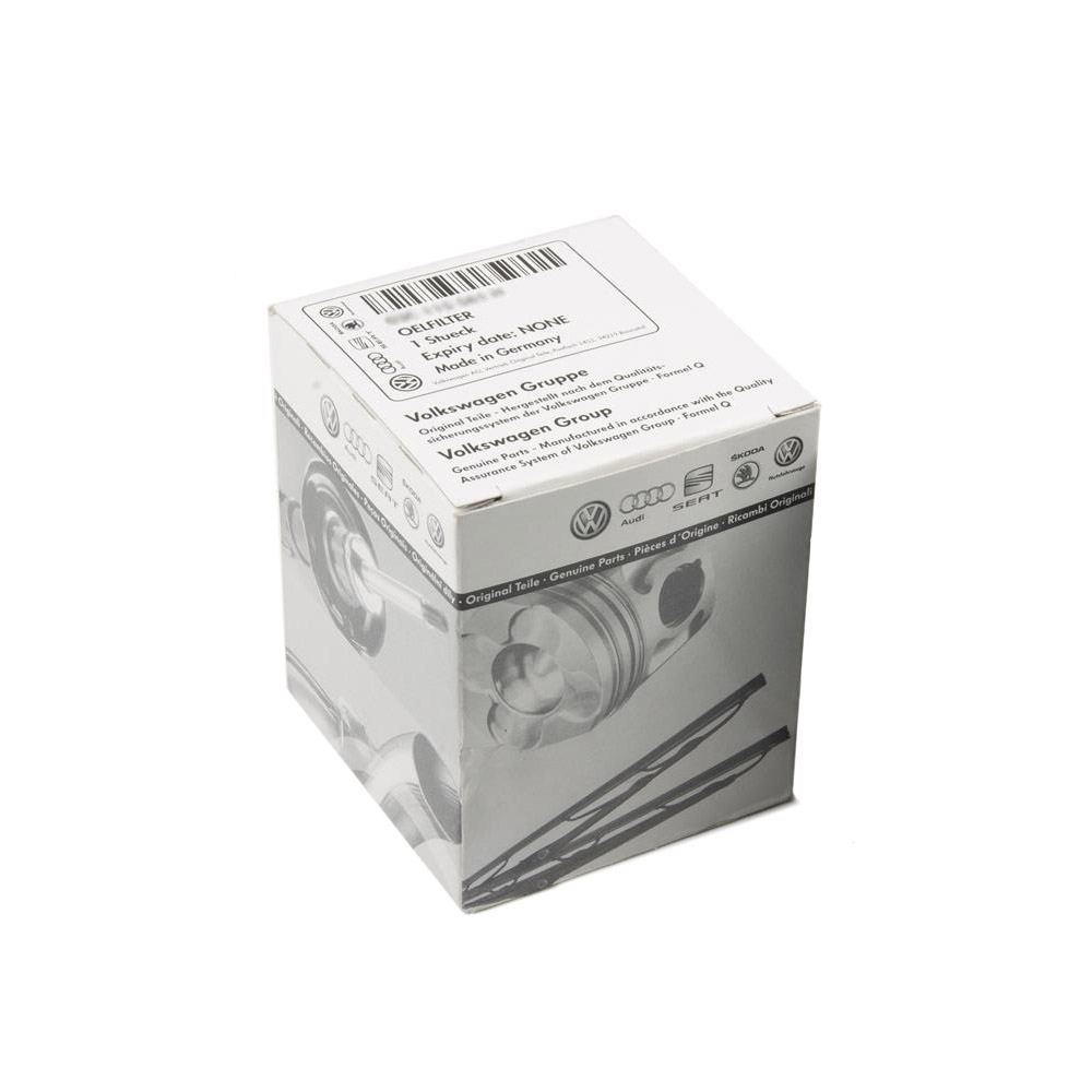 Фильтр масляный VAG 1.8/2.0 TSI 08- VAG 06J115403Q