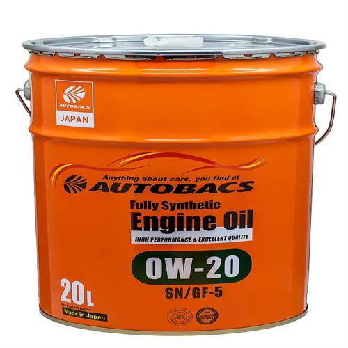AUTOBACS Engine Oil SAE 0W20 API SN 20л