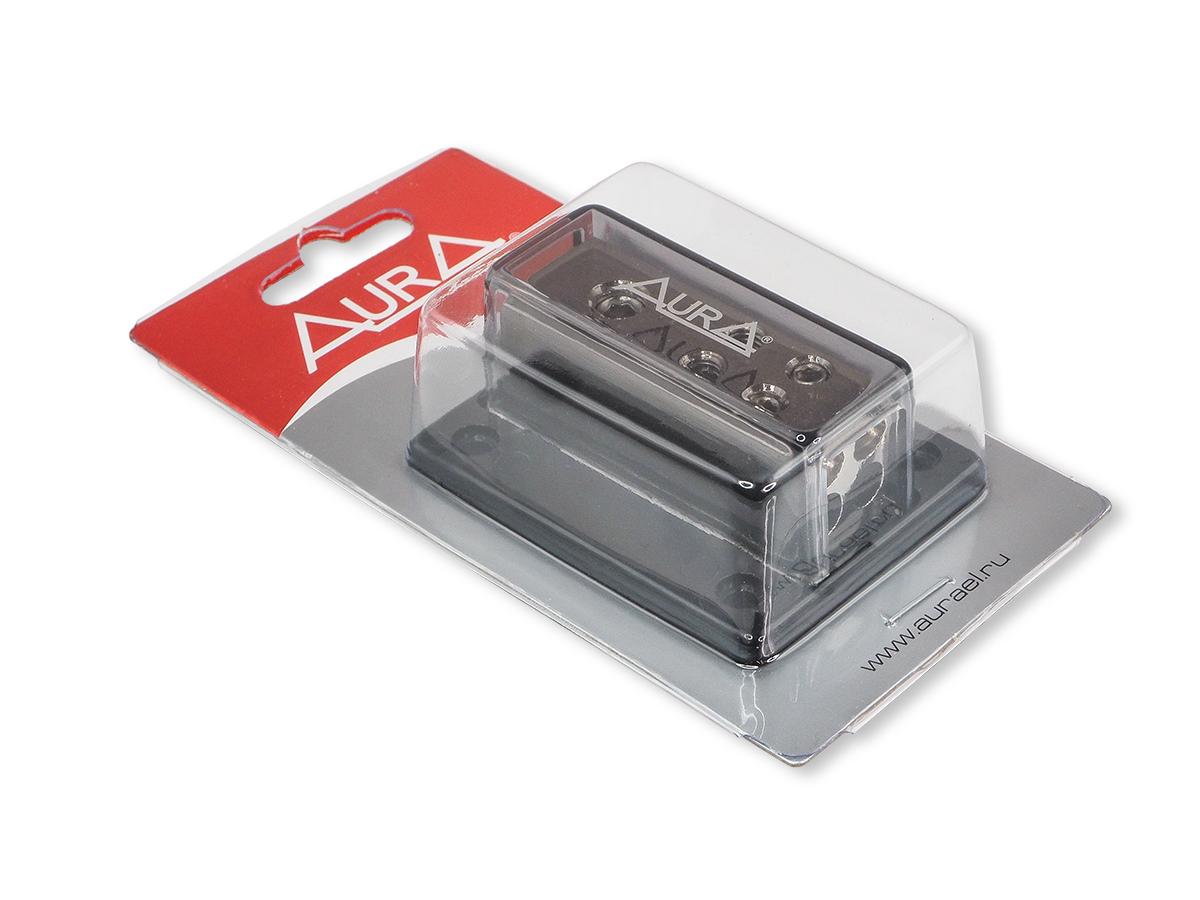 Разветвитель питания 1x4ga вход-4x8ga выход (aura) fhd-148n AURA FHD148N