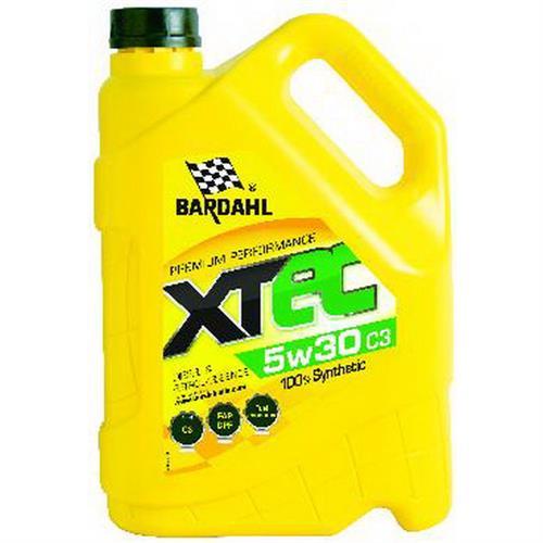 Bardahl XTEC 5W30 C3 5л (36303)