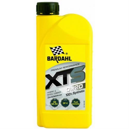 Bardahl XTS 0W20 1л (36331)