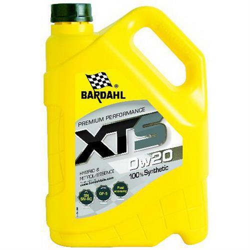 Bardahl XTS 0W20 5л (36333)
