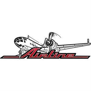 логотип AIRLINE