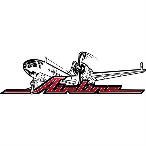 Чехол-тент на мотоцикл защитный, размер l 250х100х120см, цвет серый, универсальный AIRLINE ACMC06