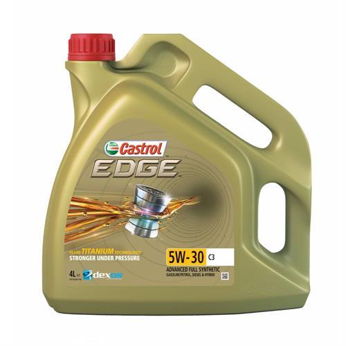 Castrol Edge 5W30 C3 4 л CASTROL 15A568
