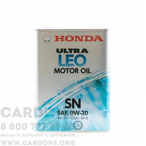 HONDA ULTRA LEO SN 0W20 4л (08217-99974)