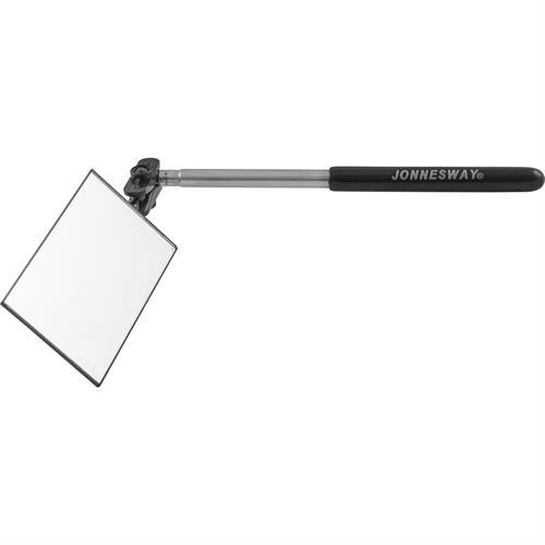 Телескопическое зеркало прямоугольное, 50х92 мм JONNESWAY AG010033