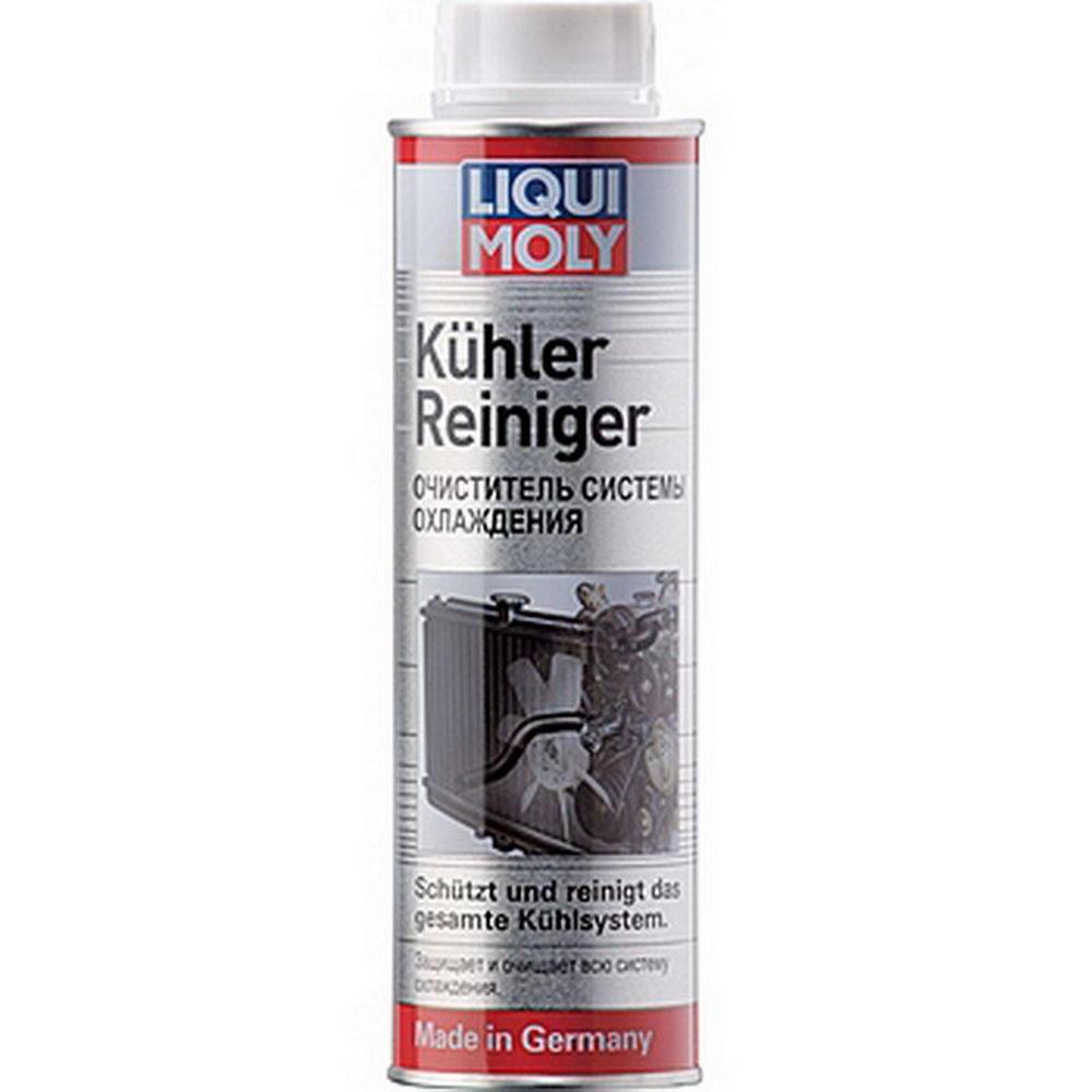LIQUI MOLY Очиститель системы охлаждения Kuhlerreiniger 0.3л. (1994)