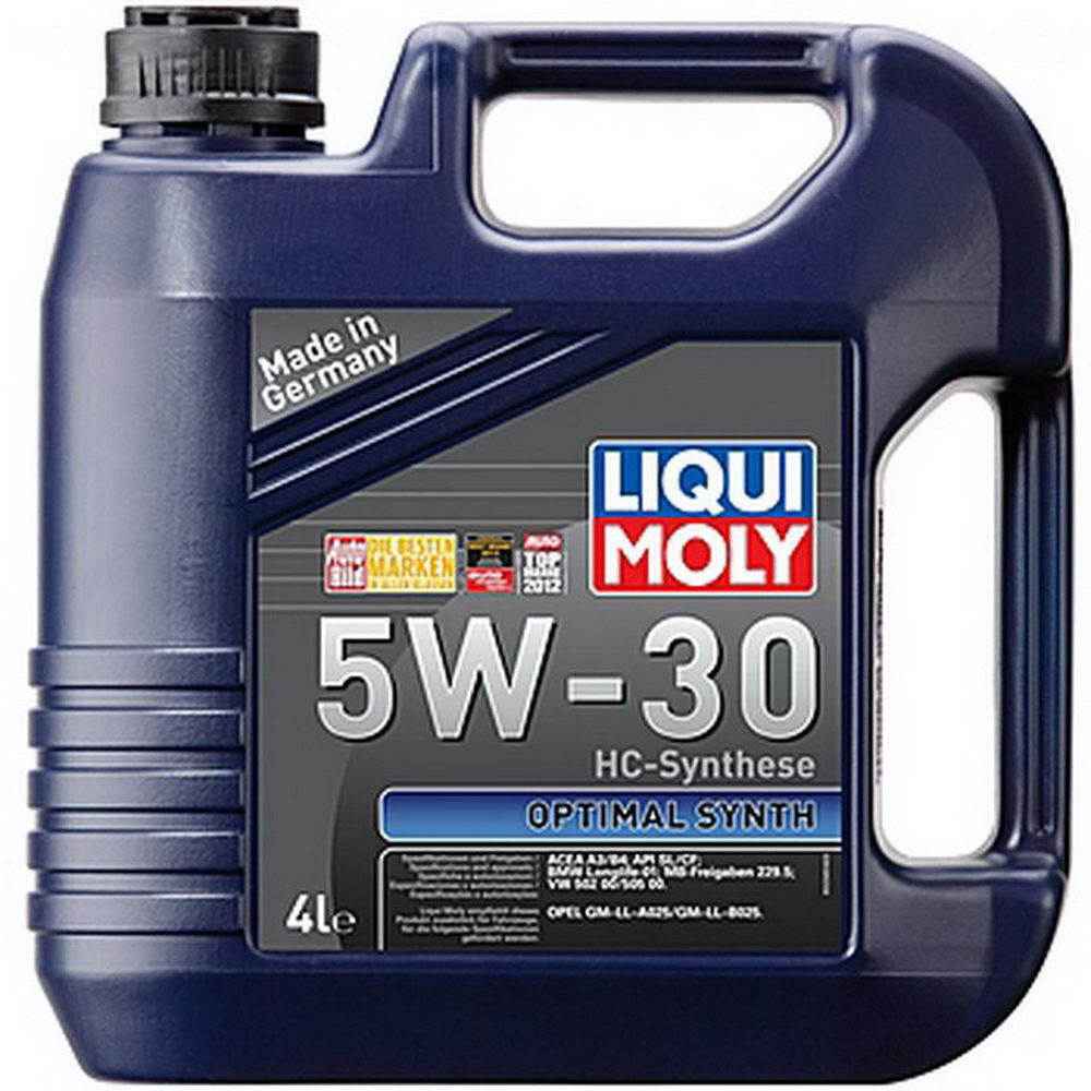 liqui moly 5w30 liqui moly optimal. Black Bedroom Furniture Sets. Home Design Ideas