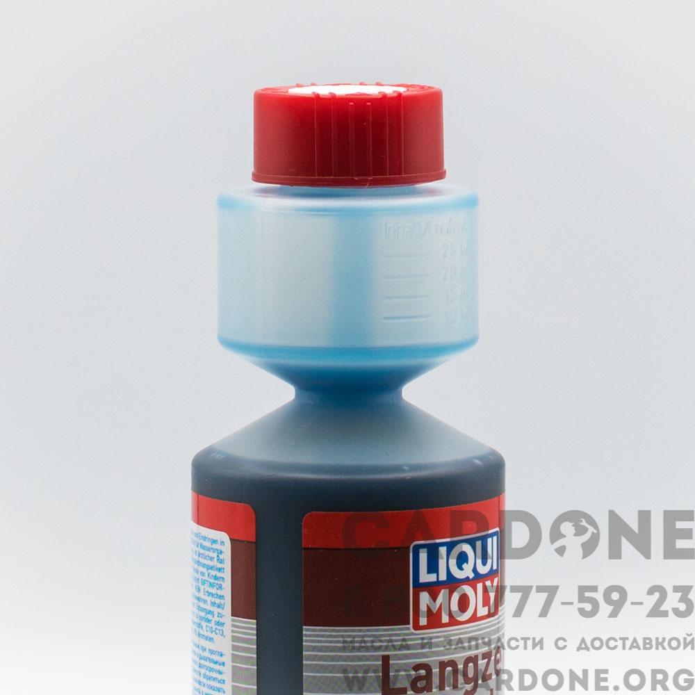 LIQUI MOLY Langzeit Diesel Additiv Средство для очистки топливной системы 0.250 л (2355)