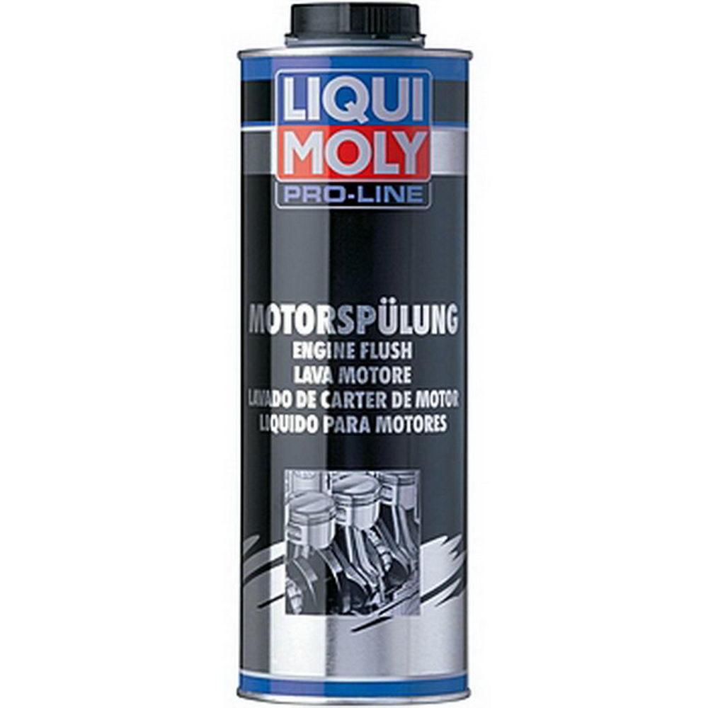 LIQUI MOLY Pro-Line Motorspulung Средство для промывки двигателя Профи 1л (2425)