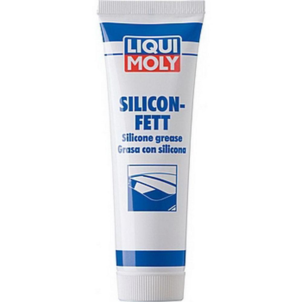 LIQUI MOLY Силиконовая смазка Silicon-Fett 0.1 л (3312)