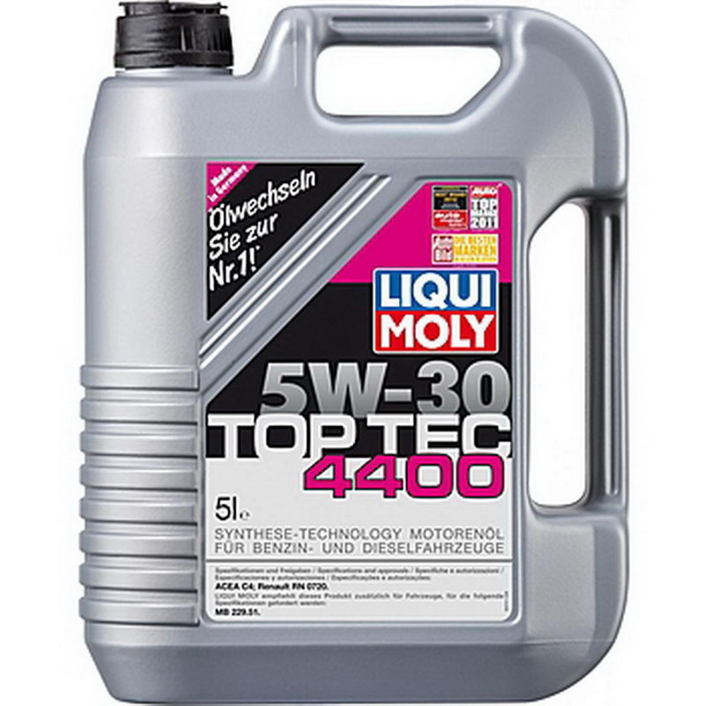 liqui moly 5w30 liqui moly top tec 4400. Black Bedroom Furniture Sets. Home Design Ideas