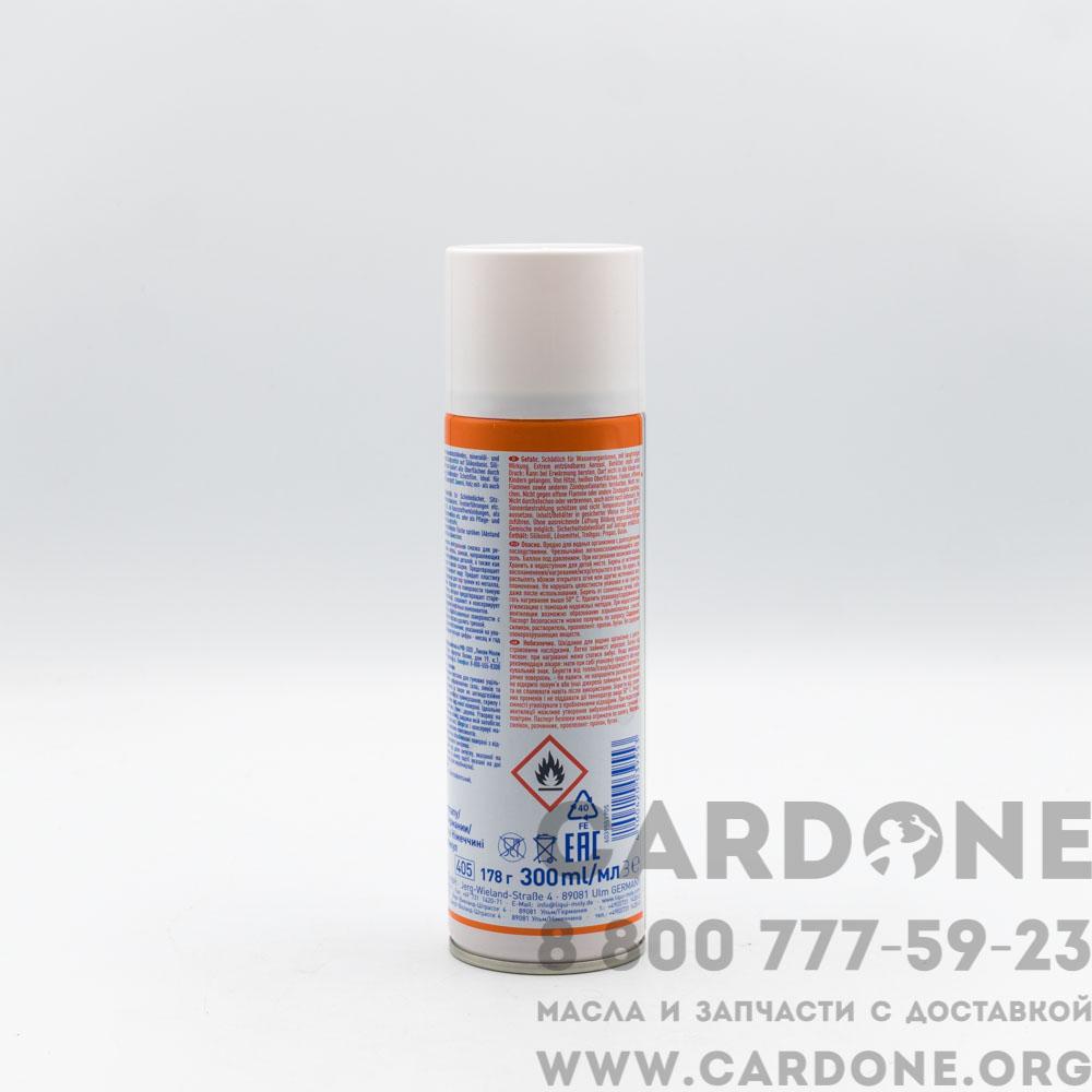 LIQUI MOLY Бесцветная смазка-силикон Silicon-Spray 0.3 л (3955)