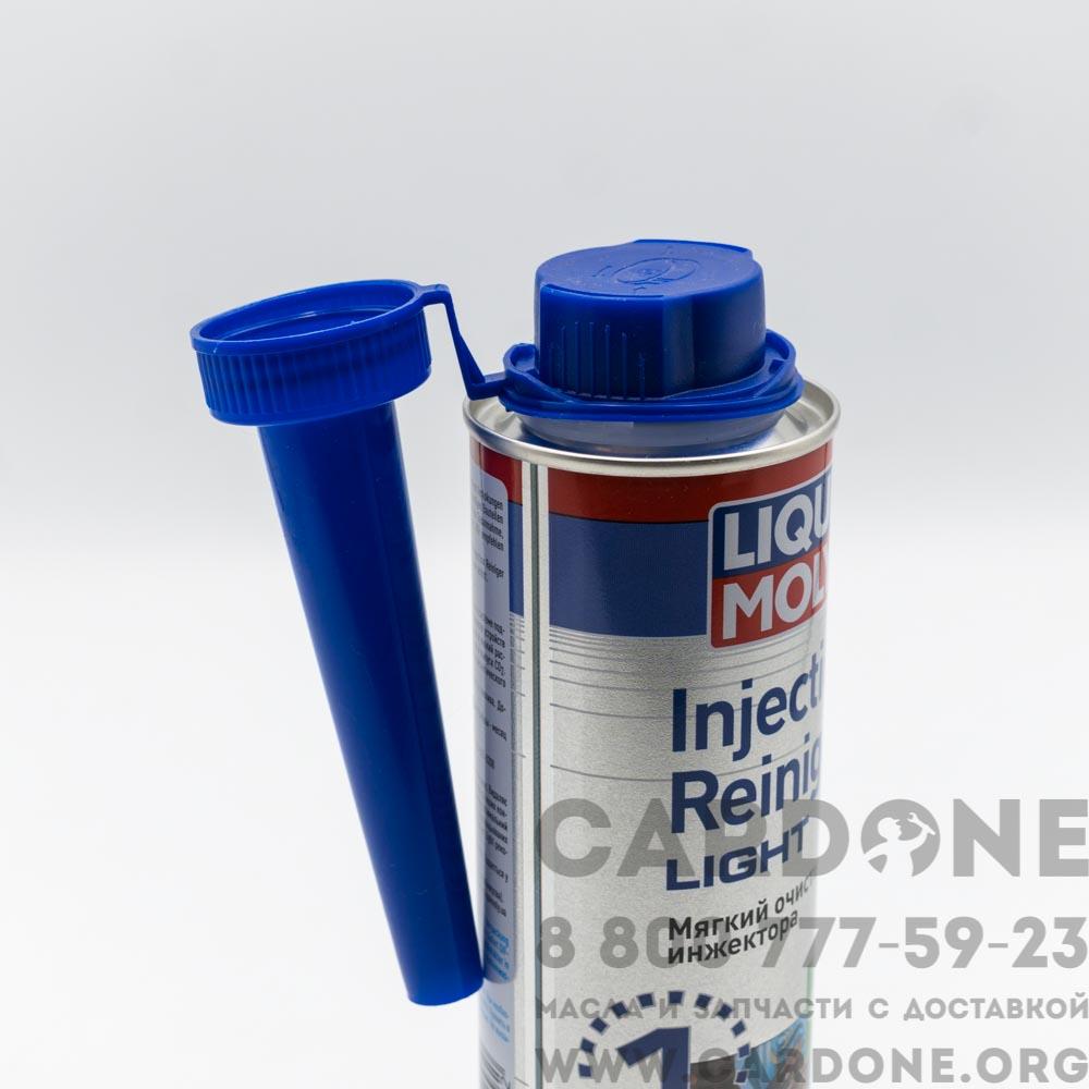 LIQUI MOLY Injection Clean Light Мягкий очиститель инжектора 0.3л (7529)
