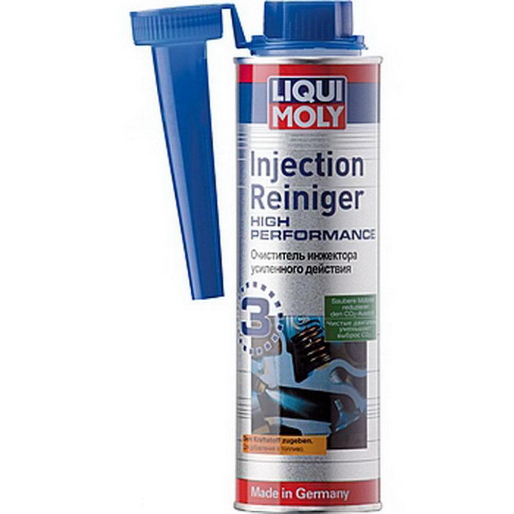 LIQUI MOLY Очиститель инжектора усиленного действия Injection Reiniger High Performance 0.3л. (7553)