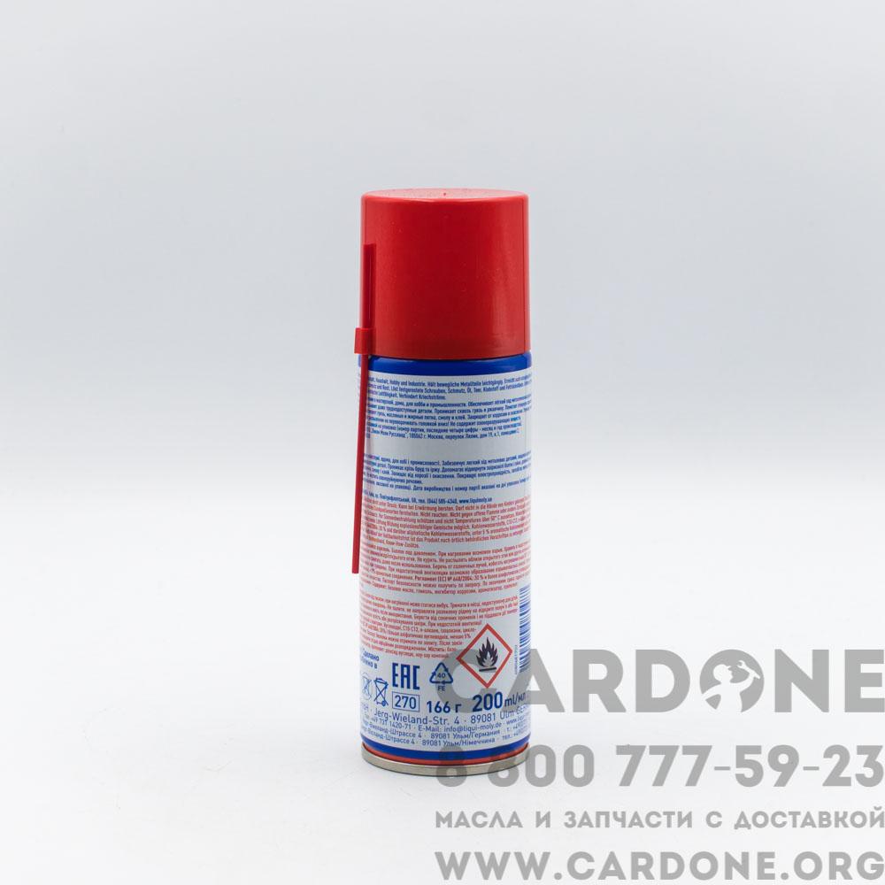 LIQUI MOLY LM 40 Multi-Funktions-Spray Универсальное средство 0.2л (8048)