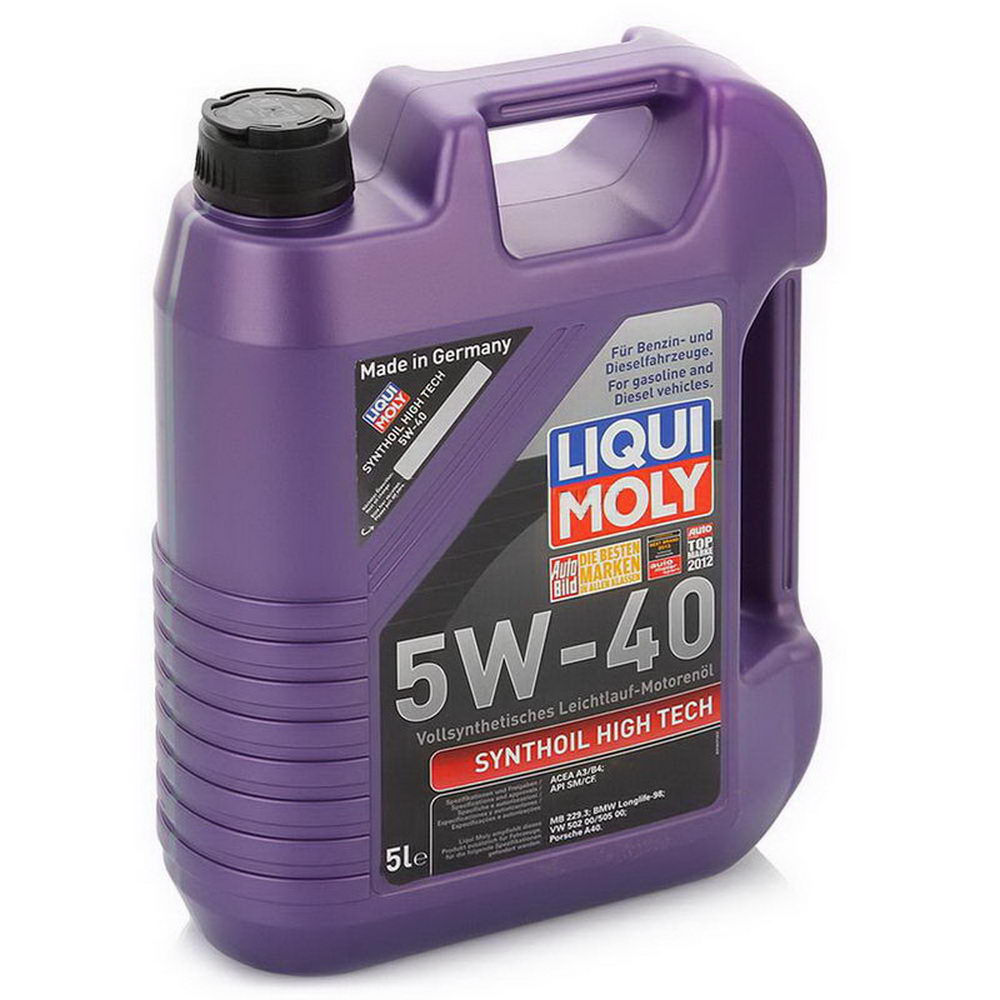 liqui moly 5w40 liqui moly synthoil. Black Bedroom Furniture Sets. Home Design Ideas