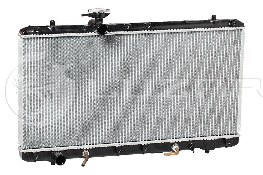 Радиатор охлаждения SUZUKI Liana (02-) AT LUZAR LRC24154