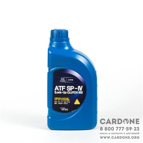 HYUNDAI ATF SP-IV (1л) 0450000115