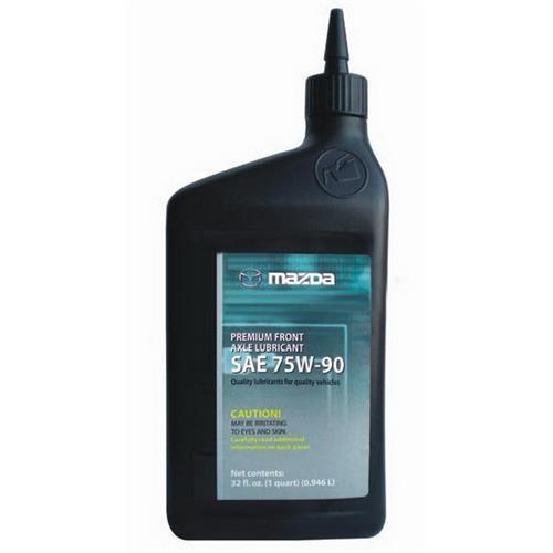 MAZDA 75W90 GEAR OIL (0000-77-5W90QT) 1 л