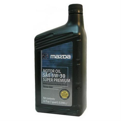 MAZDA SAE 5W30 API SM (0000-77-5W30-QT) 1 л