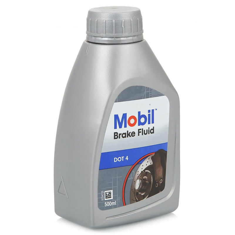 Mobil Brake Fluid DOT 4 (150906/150906R)