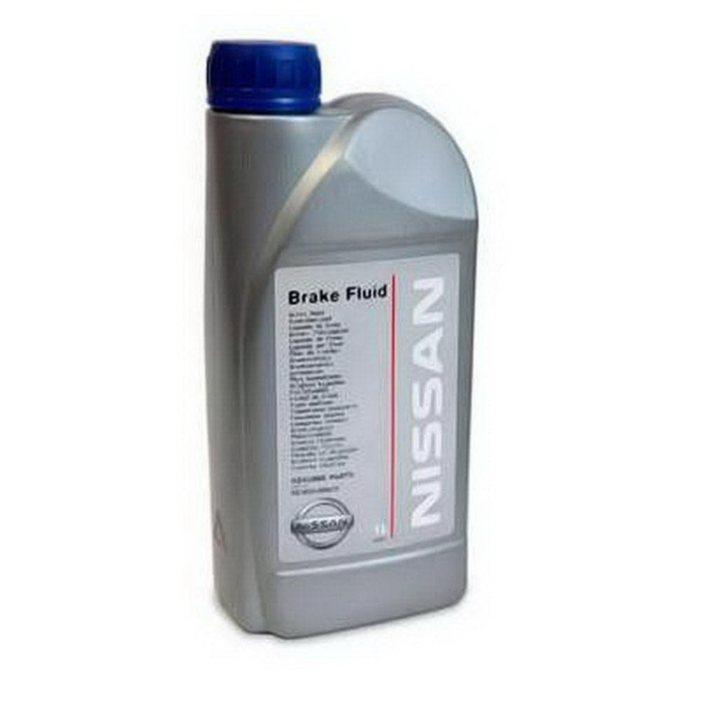NISSAN BRAKE FLUID DOT4 (Европа) / Тормозная жидкость 1 л KE9039-9932