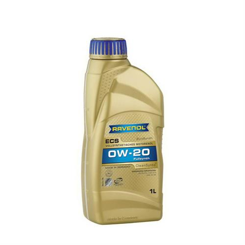 RAVENOL EcoSynth ECS SAE 0W20 / Моторное масло синтетическое (1л) 4014835718517