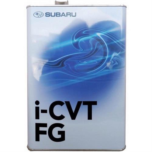 SUBARU I CVT- FG FLUID (K0414-Y0710) 4 л