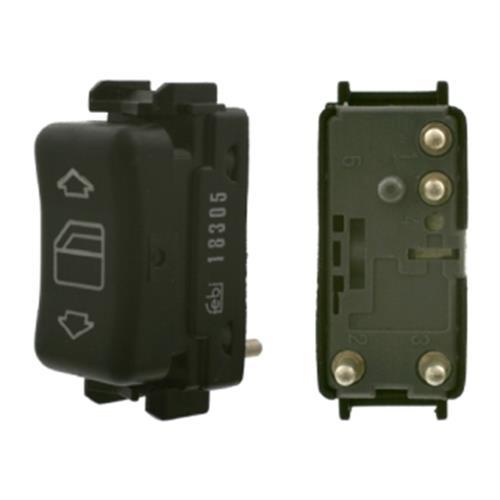 Переключатель стеклолодъемника задний MB SWAG 10918305