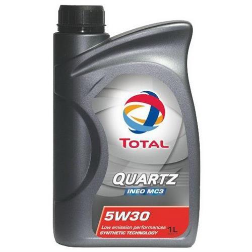 TOTAL Quartz INEO MC3 5W30 1 л (166254)
