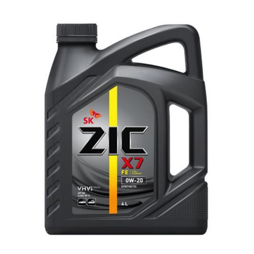 ZIC X7 FE 0W20 4л (162617)
