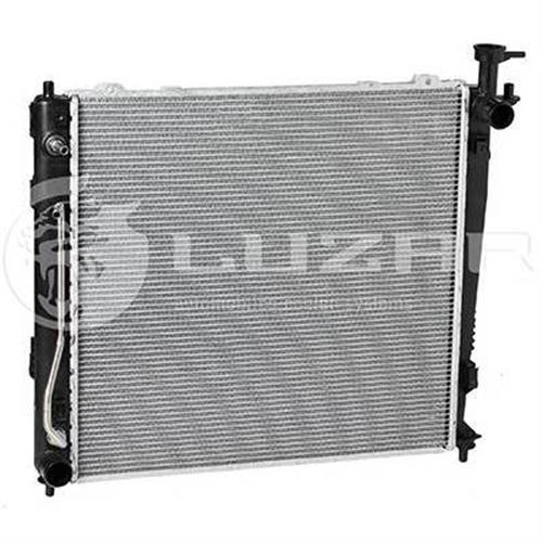 Радиатор охлаждения Kia Sorento II (09-) D AT LUZAR LRC081P3