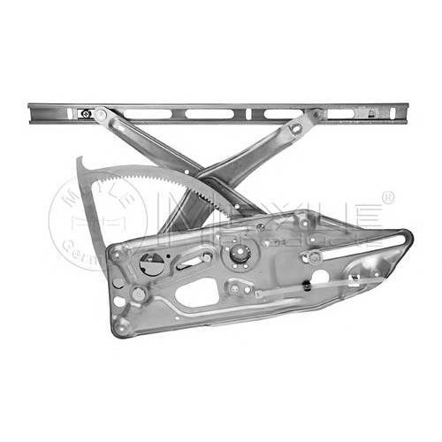Стеклоподъемник передний левый электрич. для Mercedes-Benz W124/W140 2.8-6.0/3.0TD 91-98 MEYLE 0149090001
