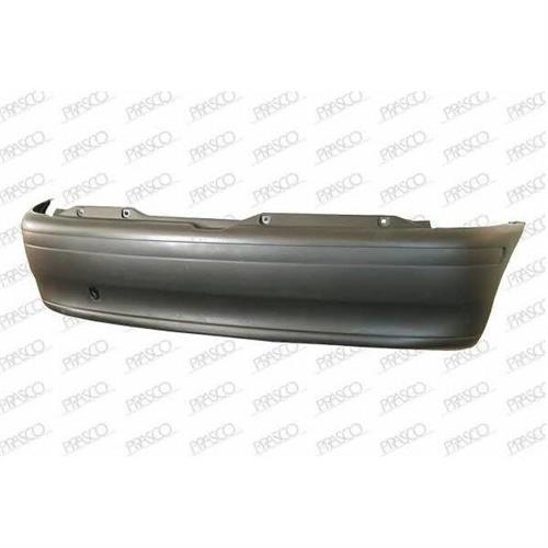 Бампер задний Punto (черный) PRASCO FT1321051