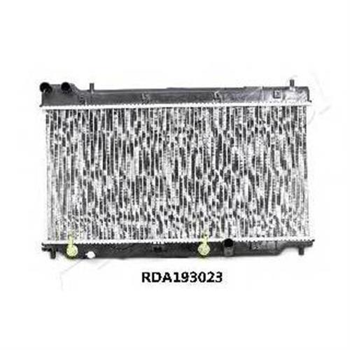 Радиатор двигателя HONDA JAZZ II ASHIKA RDA193023