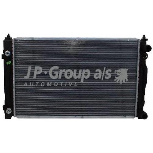 Радиатор, охлаждение двигател JP GROUP 1114204600