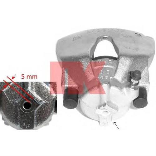 Суппорт тормозной NK 2136210