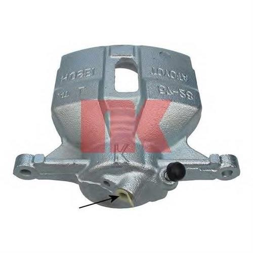 Суппорт тормозной NK 214578